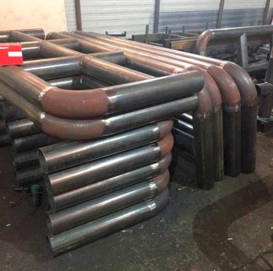 изготовление металлоконструкций из стали