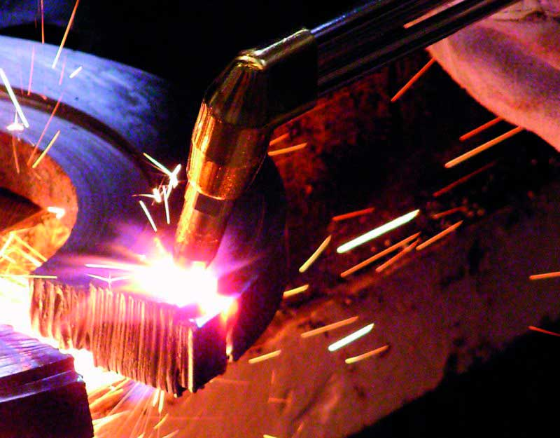 газовая сварка металла